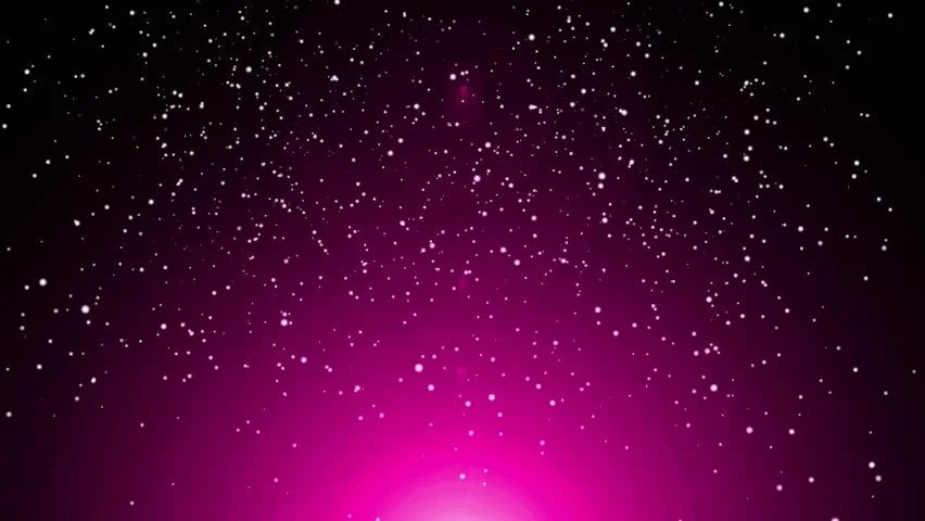 Moving Falling Snow Wallpaper Snow Falls Slowly Over A Magenta Purple Abstract Gradient