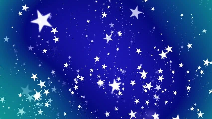 Falling Stars Gif Wallpaper Blue Sparking Falling Star Festive Motion Background Stock