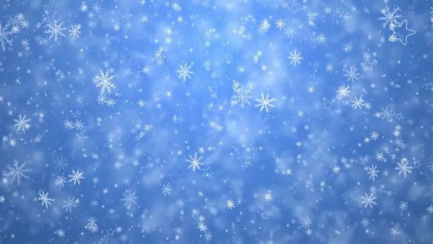 Falling Stars Live Wallpaper Falling Snowflakes Snow Background Stock Footage Video