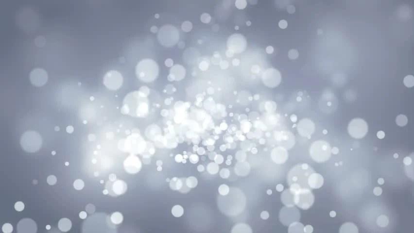 Falling Glitter Wallpaper Christmas Wedding And Celebration Loop Defocused Snow Or