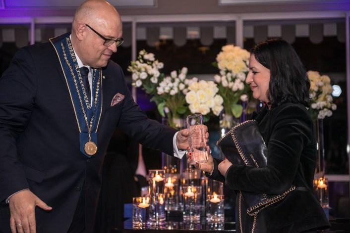 Nagroda ARS COQUINARIA w kategorii Przyjaciel Smaku dla Miasta Krakowa