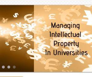 """VI.Uluslararası """"Üniversitelerde Fikri Mülkiyet Hakları Yönetimi"""" Konferansı"""