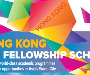 Hong Kong Doktora Burs Programı