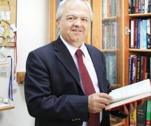 Prof. Dr. Okyay Kaynak, 'Humboldt Araştırma Ödülü'ne layık görüldü