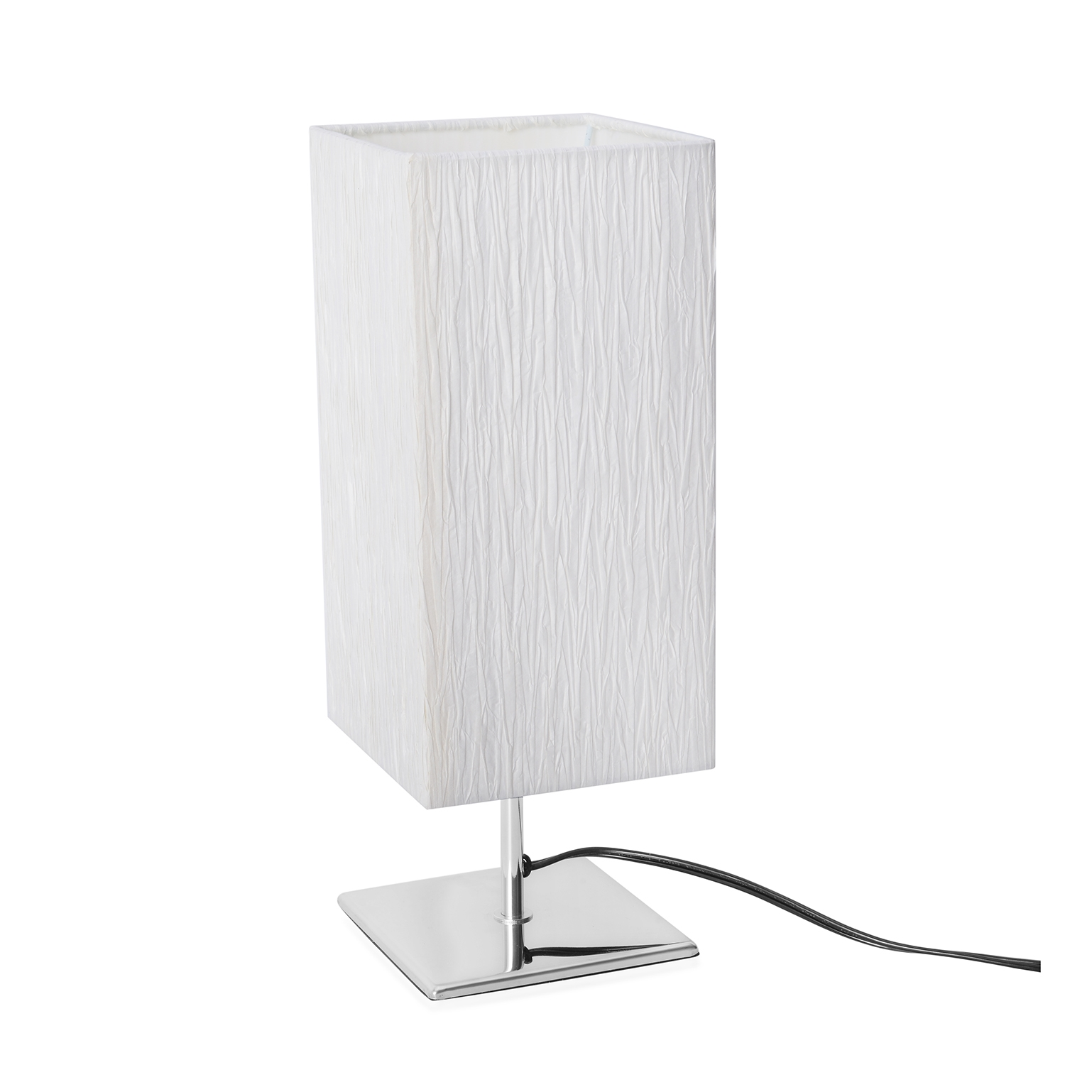 White Base Floor Lamp White Square Floor Lamp 40w Voltage 110 120v 50 60hz