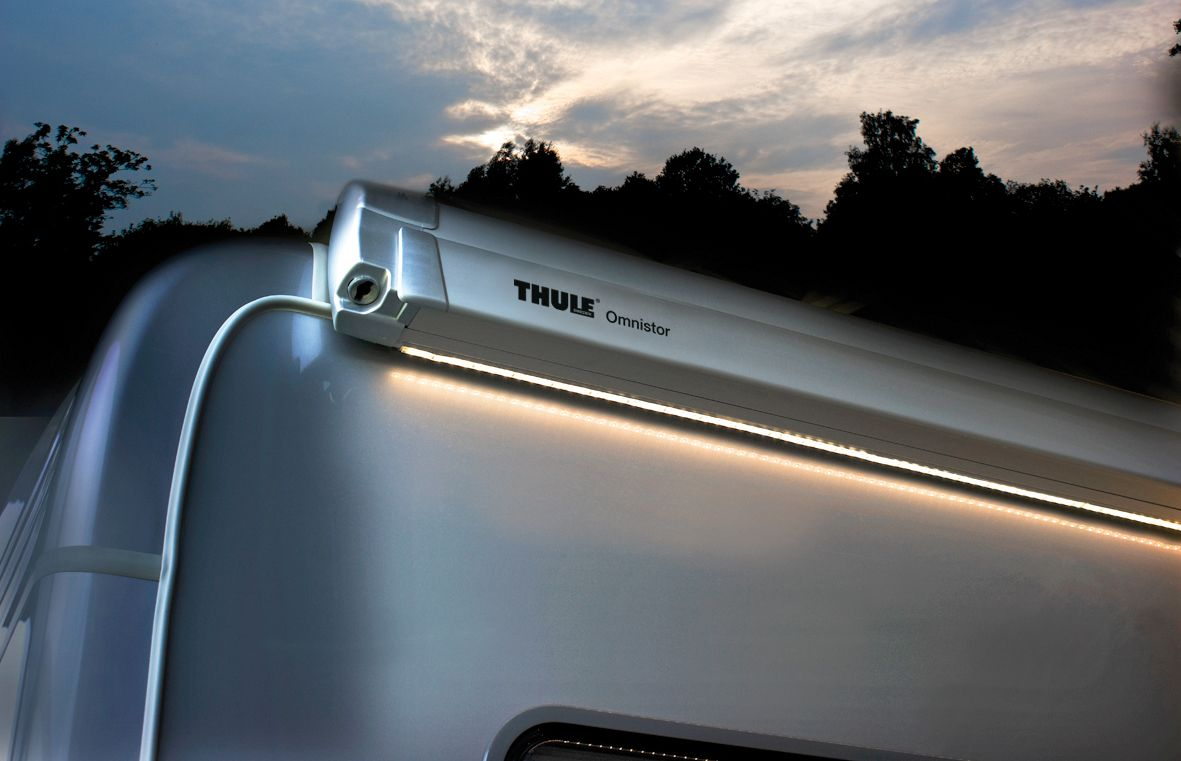 Led Verlichting 1m Pasek Led Thule - Cargo! Rent A Camp - Akcesoria-kempingowe.pl