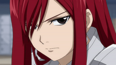 Hitagi Falling Wallpaper อันดับสาวๆ จากอนิเมะเมื่อถึงคราวโกรธแล้วน่ากลัวสุดๆ