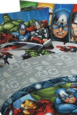 4pc-Marvel-Avengers-Full-Bed-Sheet-Set-Superhero-Halo-Bedding-Accessories-0
