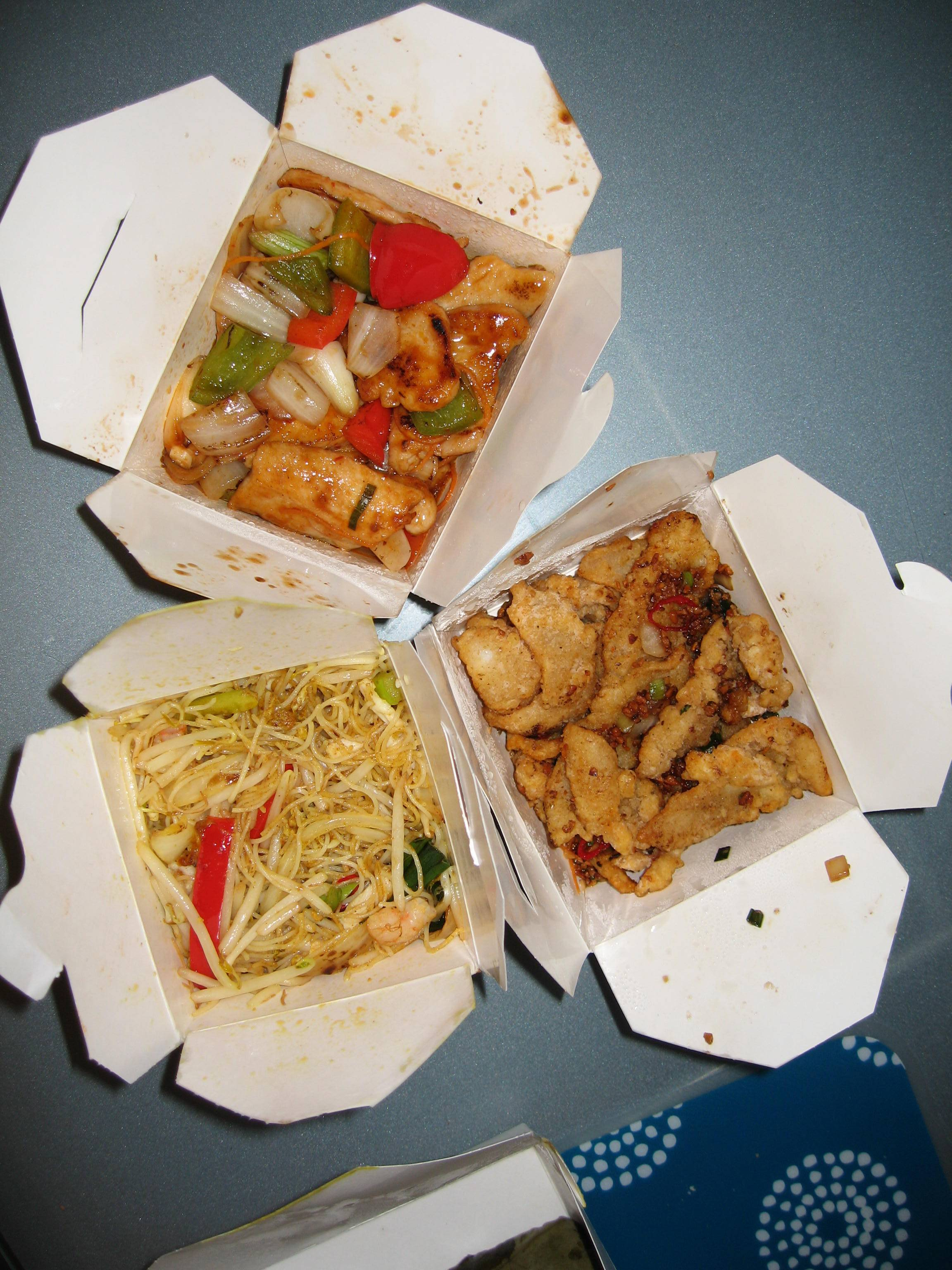 Chinese Takeaway Dragon Palace Earls Court Aki Eats