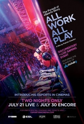 all work all play full poster