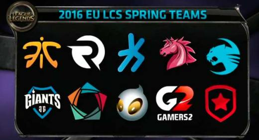 Equipos LCS