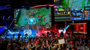 Origen gana a TSM - LoL Worlds 2015