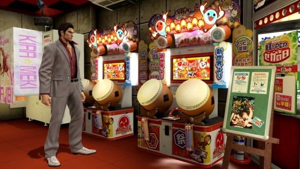 yakuza 5 arcade