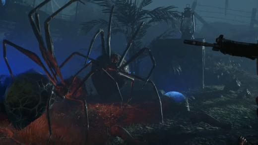 Arañas del tamaño de una vaca que además se dedican a...