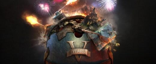 World Of Tanks 5 aniversario PC