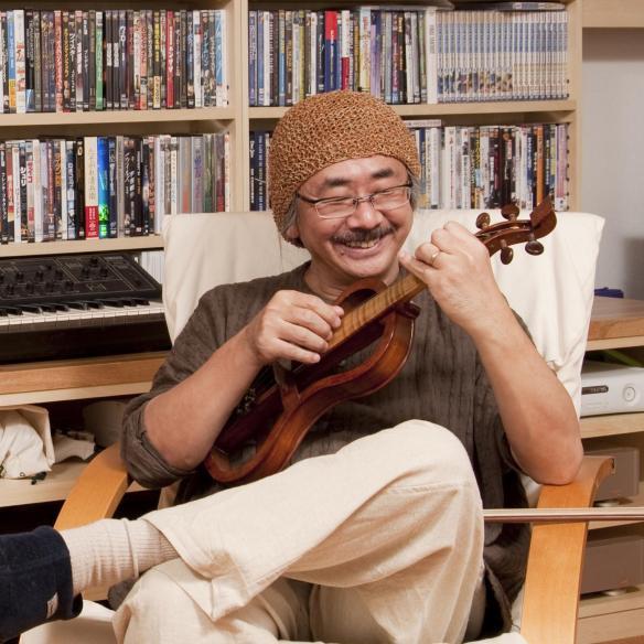 Nobuo Uematsu, genio y figura