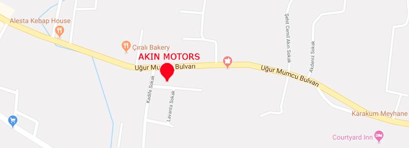 Karakum-map