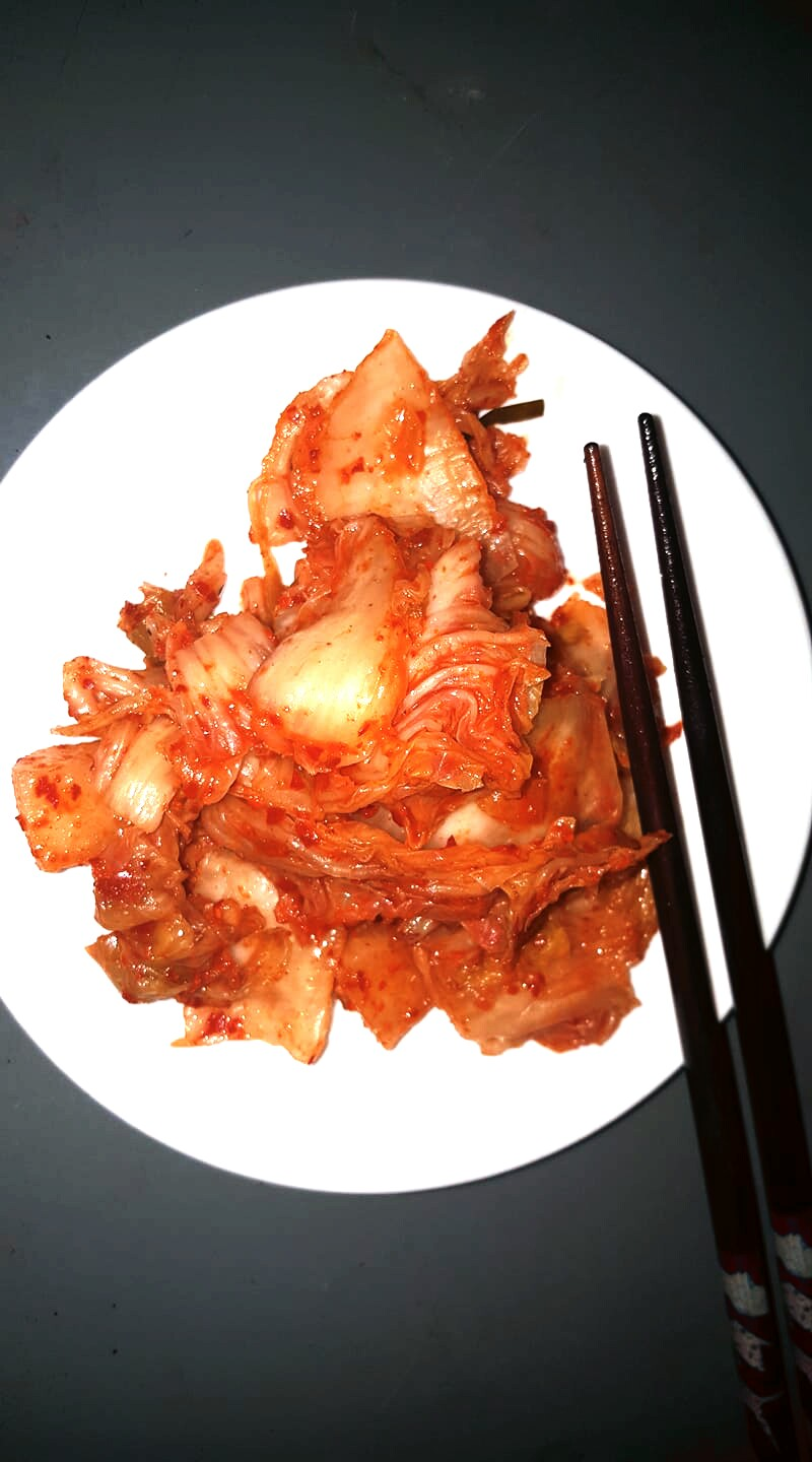 Cuisines With Spicy Food Kimchi Famous Korean Dish Scarletfire