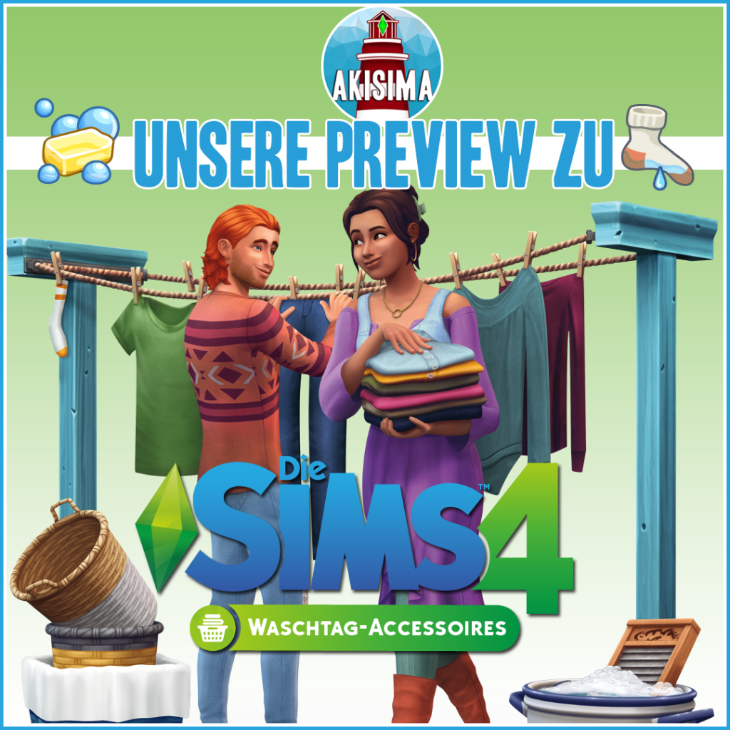 Die Sims 4 Teppiche Die Sims 4 Waschtag Accessories Preview
