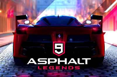 Игроки в восторге от графики в игре Asphalt 9: Legends для смартфонов