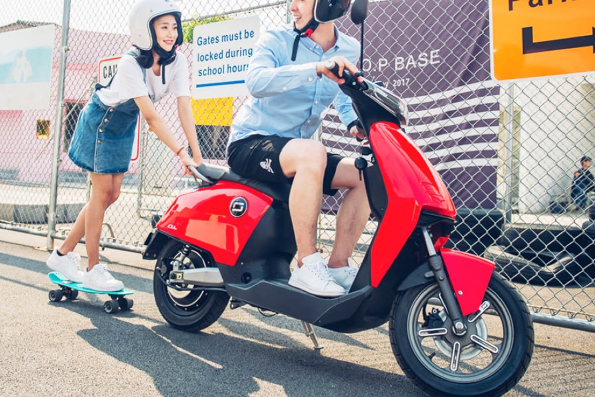 Smart Elektro Preis Xiaomi Introduced An Electric Scooter With Intellectual
