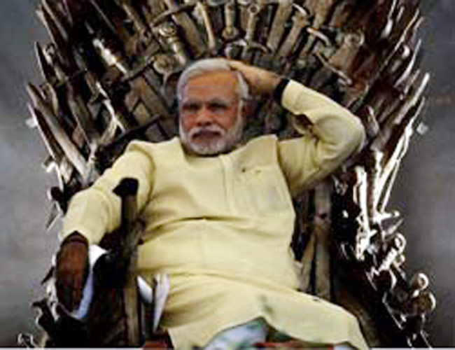 India39s Iron Throne Signature News Issue Date May 19