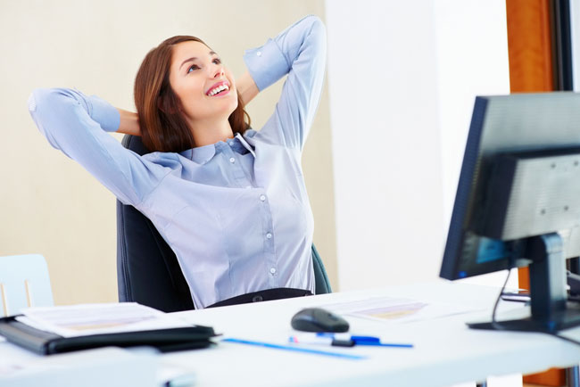 Tired at home? Come to office and relax! - Lifestyle News