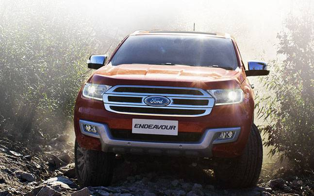 Pajero Car Hd Wallpaper All New Ford Endeavour Launched For Rs 24 75 Lakh Auto News