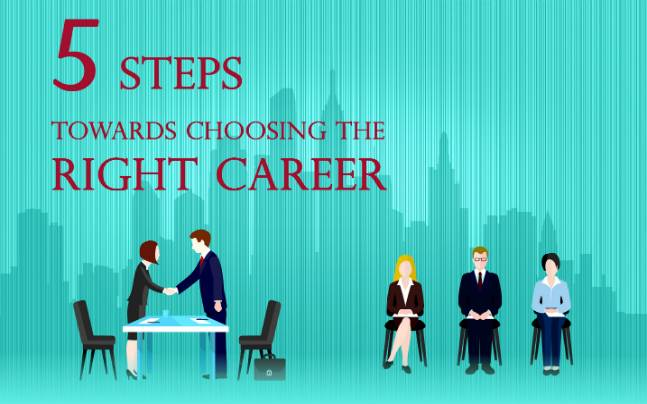 5 steps to help you choose the right career - Education Today News