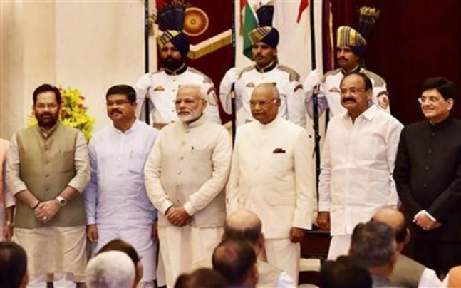 Winners And Losers Of Pm Modi39s Cabinet Reshuffle Indiatoday