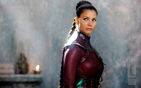 Check Out The First Official Photo Of Charisma Carpenter