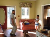 This Dad and Daughter Have a Hip-Hop Dance Battle in Their ...