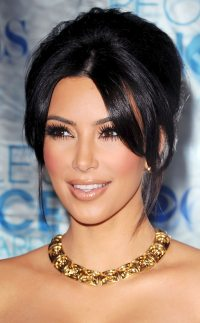 Kim Kardashian's Wedding Hairstyles: Top 5 Predictions