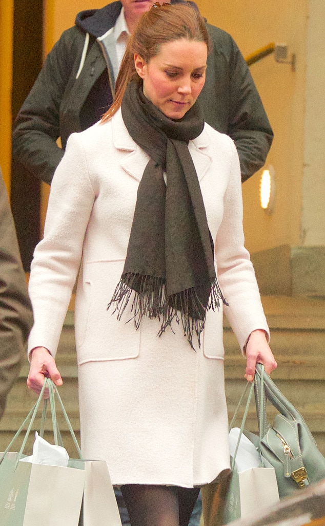 Baby Bags John Lewis Pregnant Kate Middleton Is A Natural Beauty As She