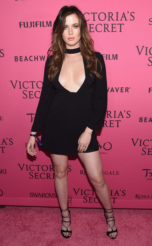 Babies R Us Canada Ireland Baldwin From 2015 Victoria 39;s Secret Fashion Show