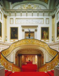 Take a Peek Inside London's Buckingham PalaceSee Where