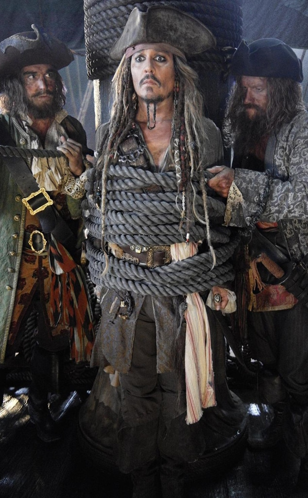 Captain Jack Sparrow Quotes Wallpaper See First Photo Of Johnny Depp As Jack Sparrow In Pirates