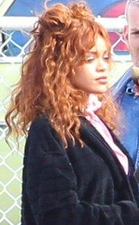Rihanna Hair Color | rihanna reason for red hair color ...