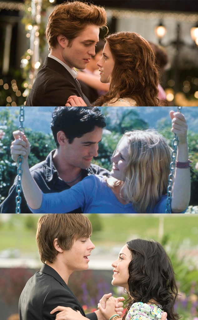 Temptation Mexico Ranking The Best And Worst Teen Movie Couples From The