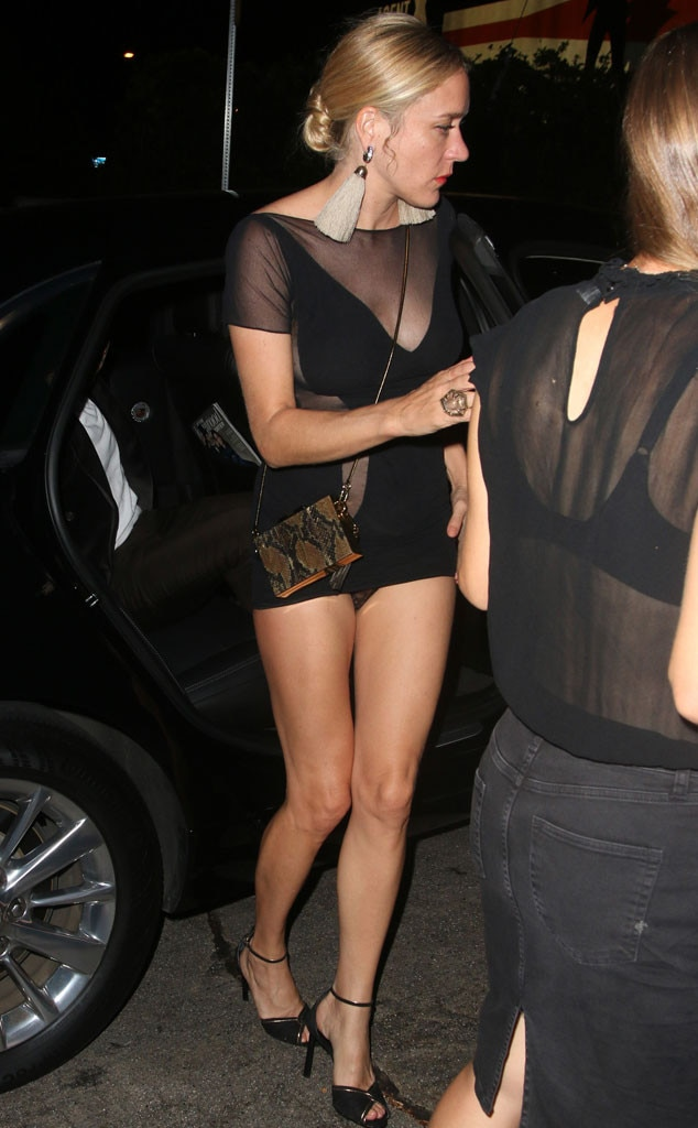 Chloe Sevigny From Celeb Wardrobe Malfunctions E News