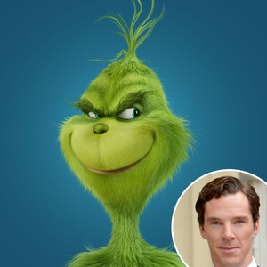 Baby Grinch Universal Benedict Cumberbatch Set To Voice The Grinch In Dr Seuss