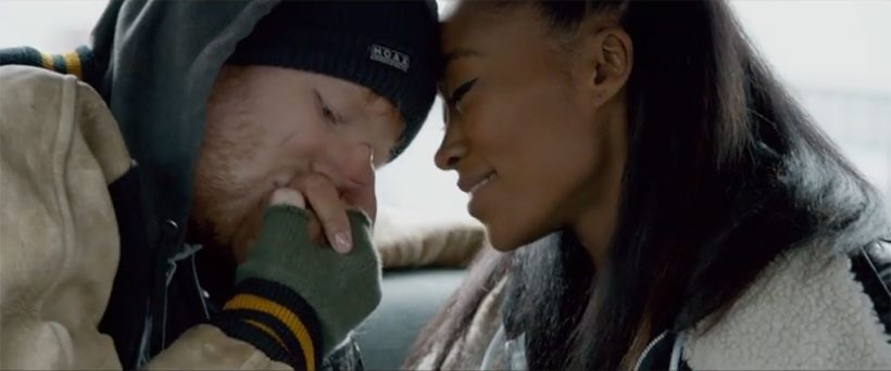 Image result for Ed Sheeran - Shape of you (Music Video)
