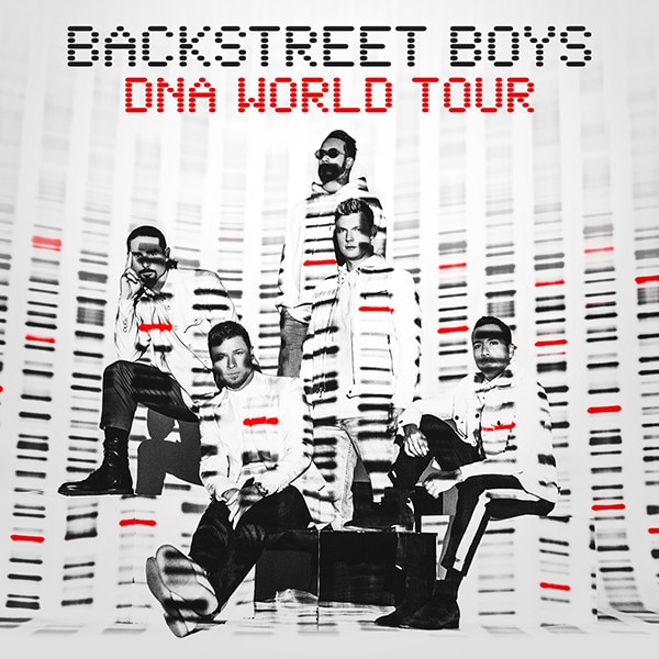 Backstreet Boys Announce New Dna Album And World Tour In