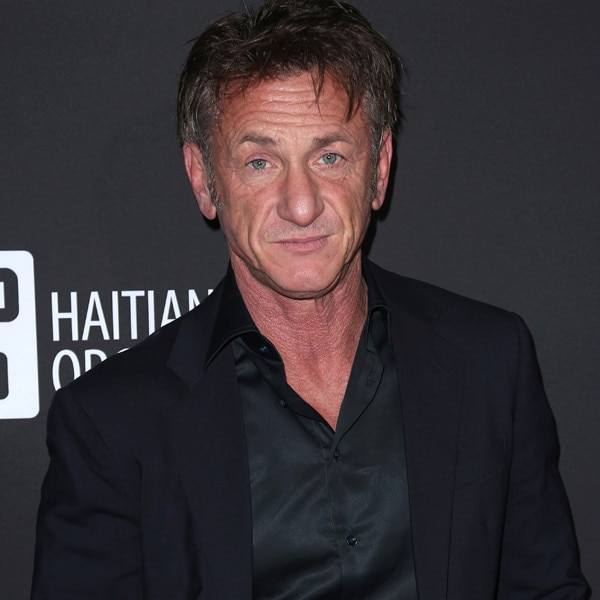 Sean Penn Says He And Ex Robin Wright Did Not Share The