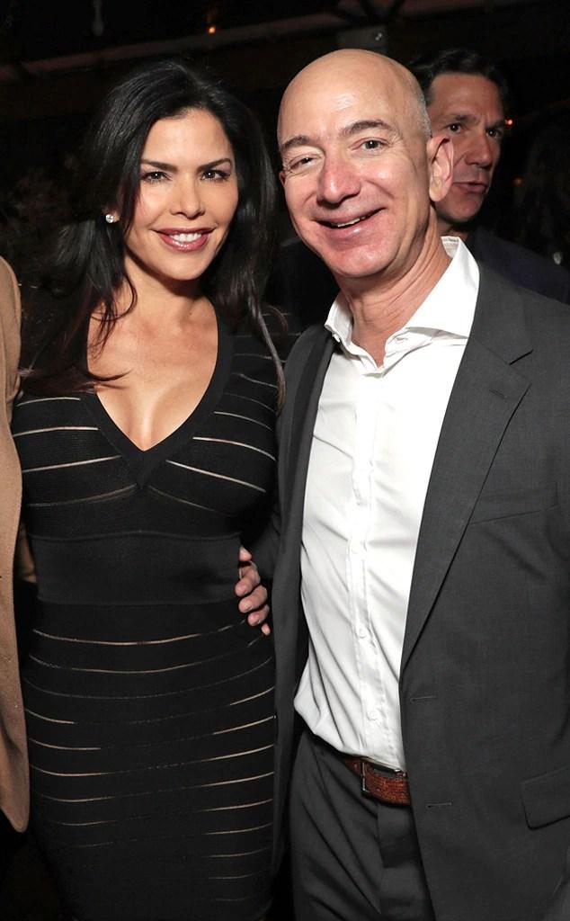 Jeff Bezos' Alleged Secret Relationship Revealed Hours After Announcing Divorce | E! News