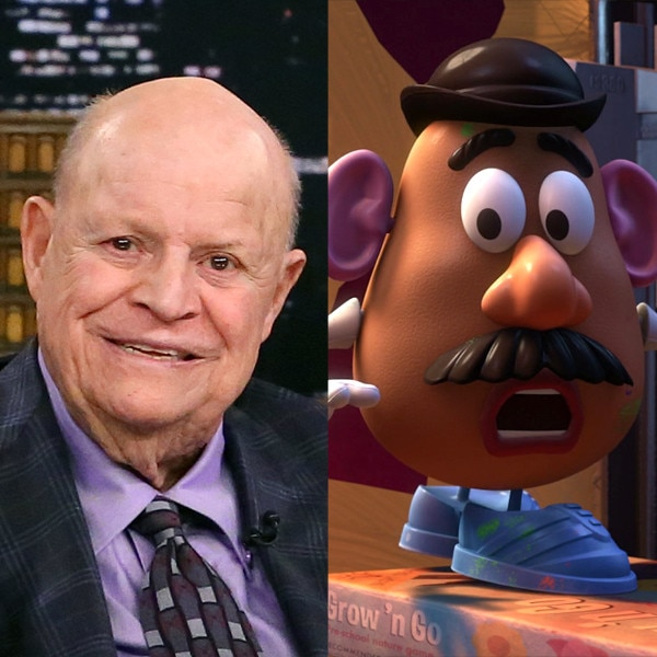 Toy Story 4 To Still Include Don Rickles As Mr Potato