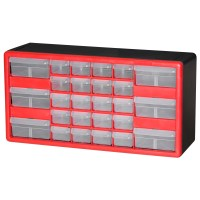 Akro-Mils Plastic Storage Cabinets | 26 Drawers | Small ...
