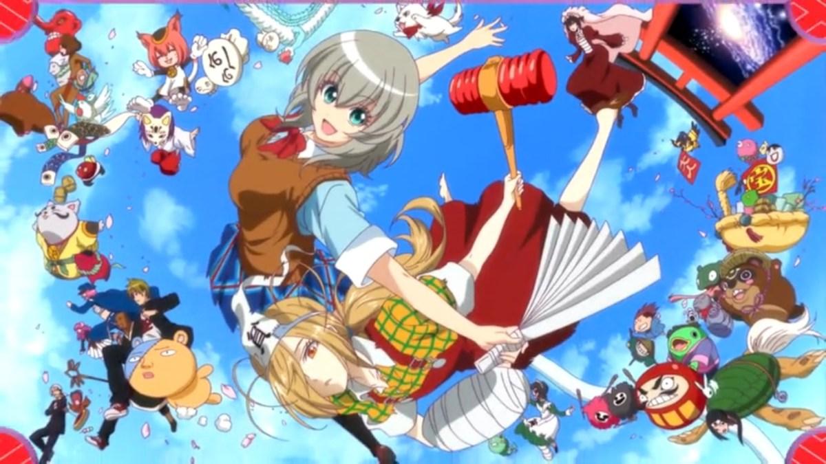 Good Luck Girl - Anime Review