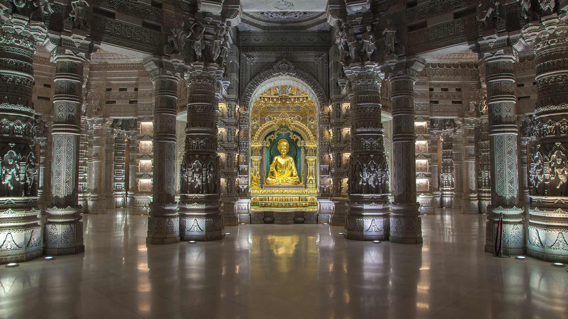 Diwali Hd Wallpaper Download Garbhagruh Pictures Swaminarayan Akshardham New Delhi