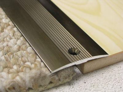 Carpet To Laminate Tile Edge Door Threshold Trim Carpet